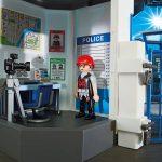 Playmobil 6919 - Politiebureau - registratiekamer foto's & vingerafdrukken