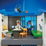 Playmobil 6919 - Politiebureau - binnenkant gevangeniscel