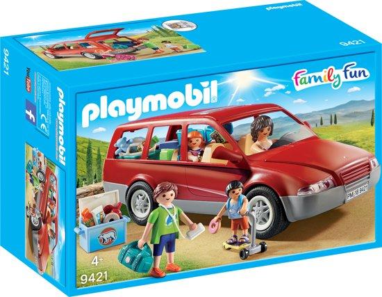 Playmobil 9421 - gezinswagen