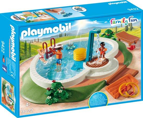 Playmobil 9422 - zwembad
