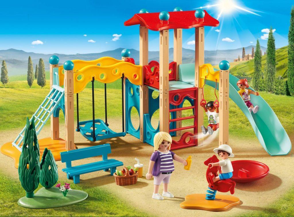 Playmobil 9423 - Grote speeltuin