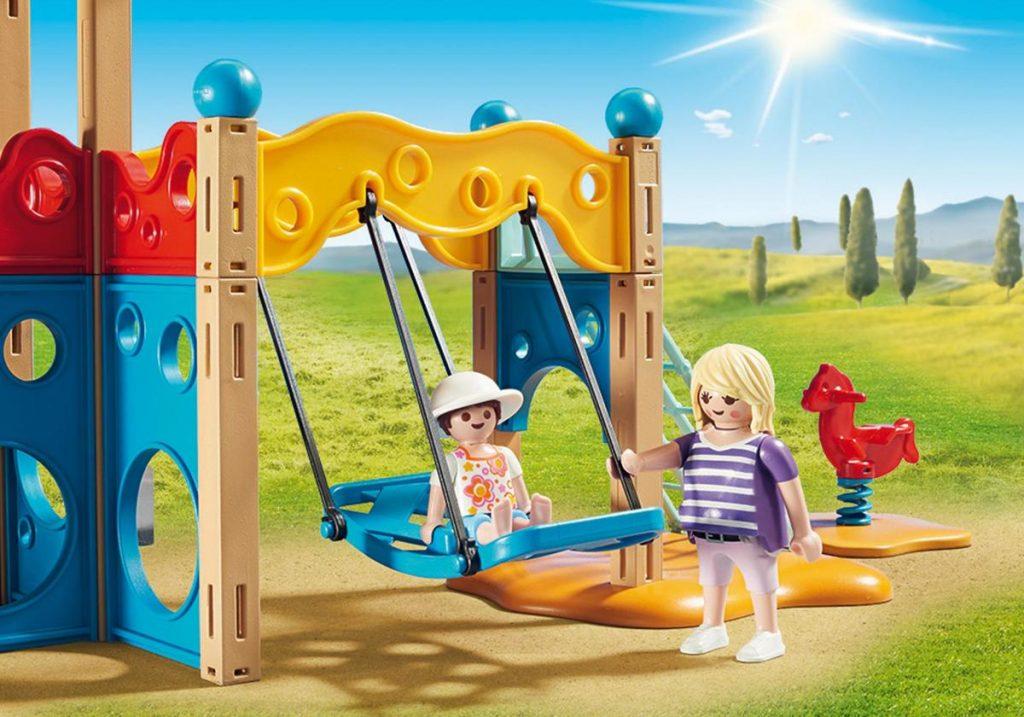 Playmobil 9423 - Grote speeltuin - Schommel