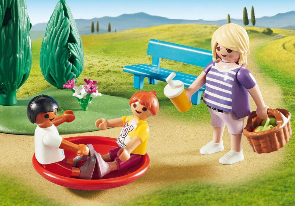 Playmobil 9423 - Grote speeltuin - speeltoestel